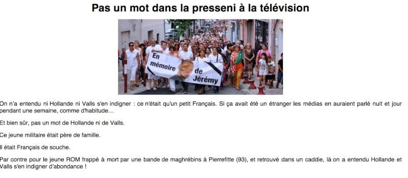 Il a eu le tort d'être Français de souche. Clicha33