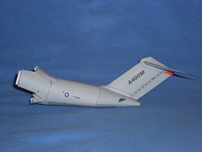 Airbus A400M in 1:144 M0410
