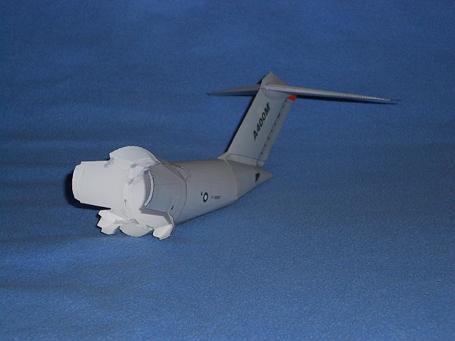 Airbus A400M in 1:144 M0510