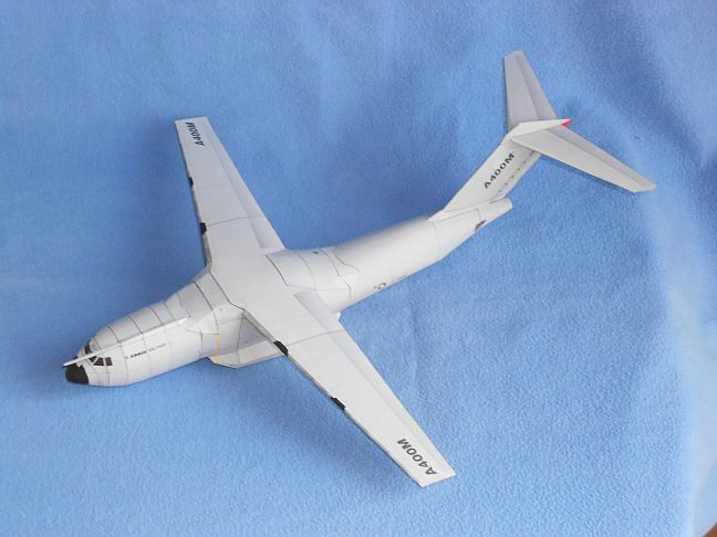 Airbus A400M in 1:144 M1010