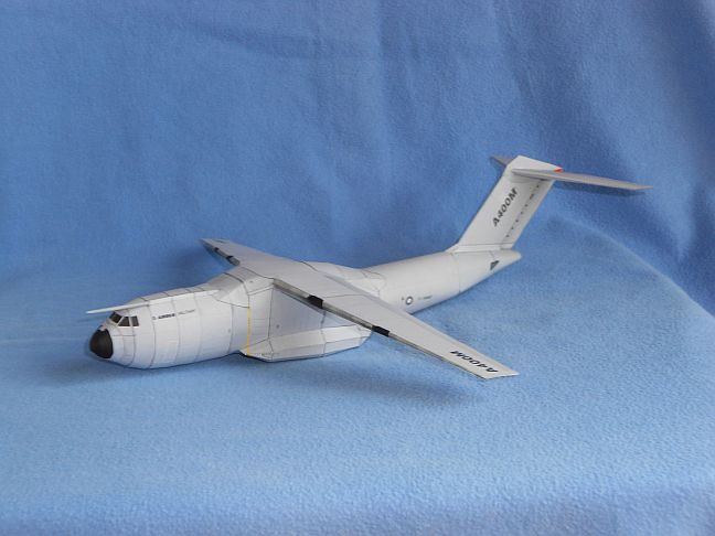 Airbus A400M in 1:144 M1110