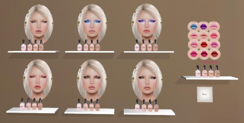 [Mixte] Beauty Avatar devient Glam affair & Tableau vivant - Page 2 Zbran_10