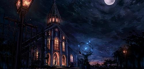 A la recherche des fantômes ! [Rp : Ouvert] Eglise10