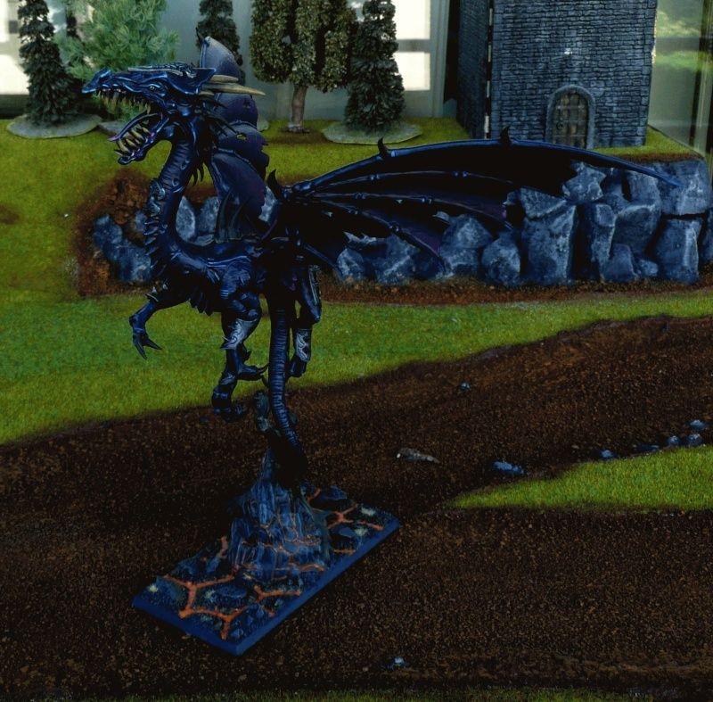 [ENoirs][Armée] L'Arche Noire de Vaelnir Darkside - Page 2 Dragon11