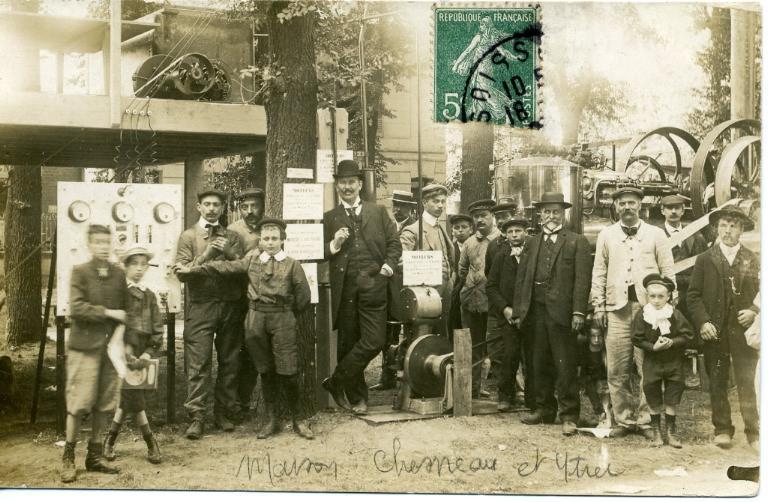 Machine Café - Cartes postales anciennes - Page 14 M0794810