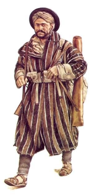 Les Goumiers Marocains (de 1908 à 1956 ) - Page 7 Goumie12