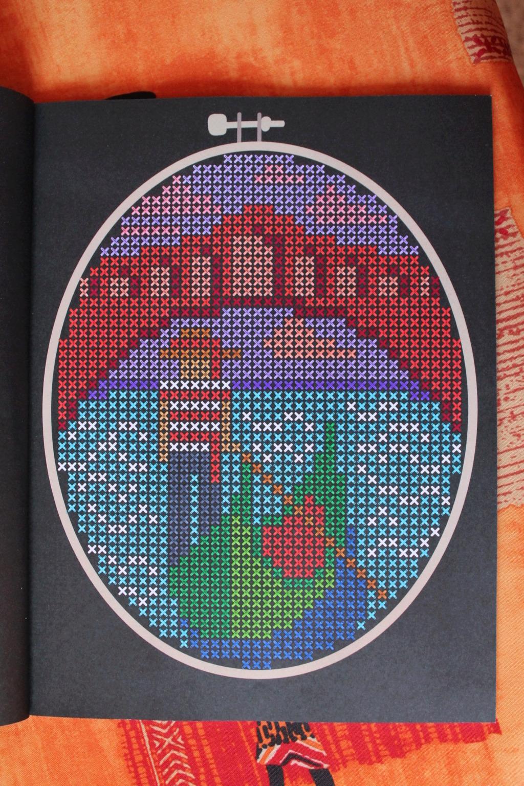Les coloriages de la p'tite Carrie ^^ - Page 34 00138