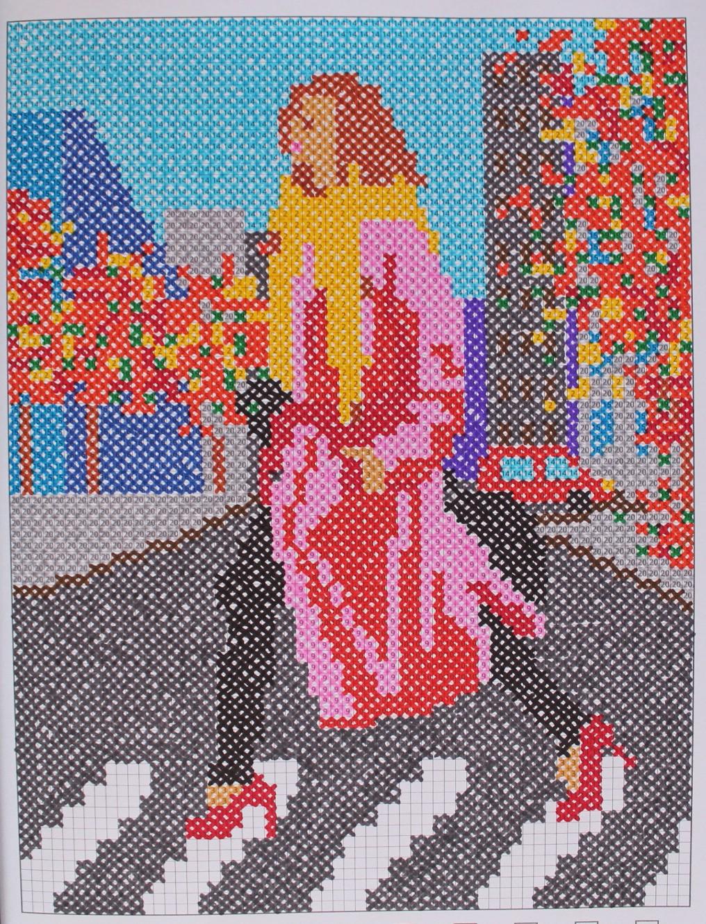 Les coloriages de la p'tite Carrie ^^ - Page 34 00724