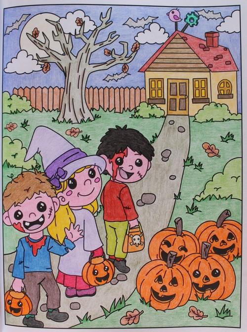 Les coloriages de la p'tite Carrie ^^ - Page 23 007a19