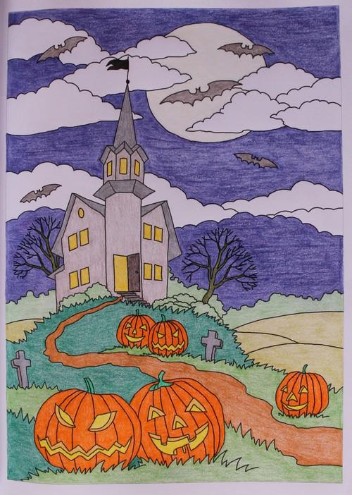 Les coloriages de la p'tite Carrie ^^ - Page 23 008a17