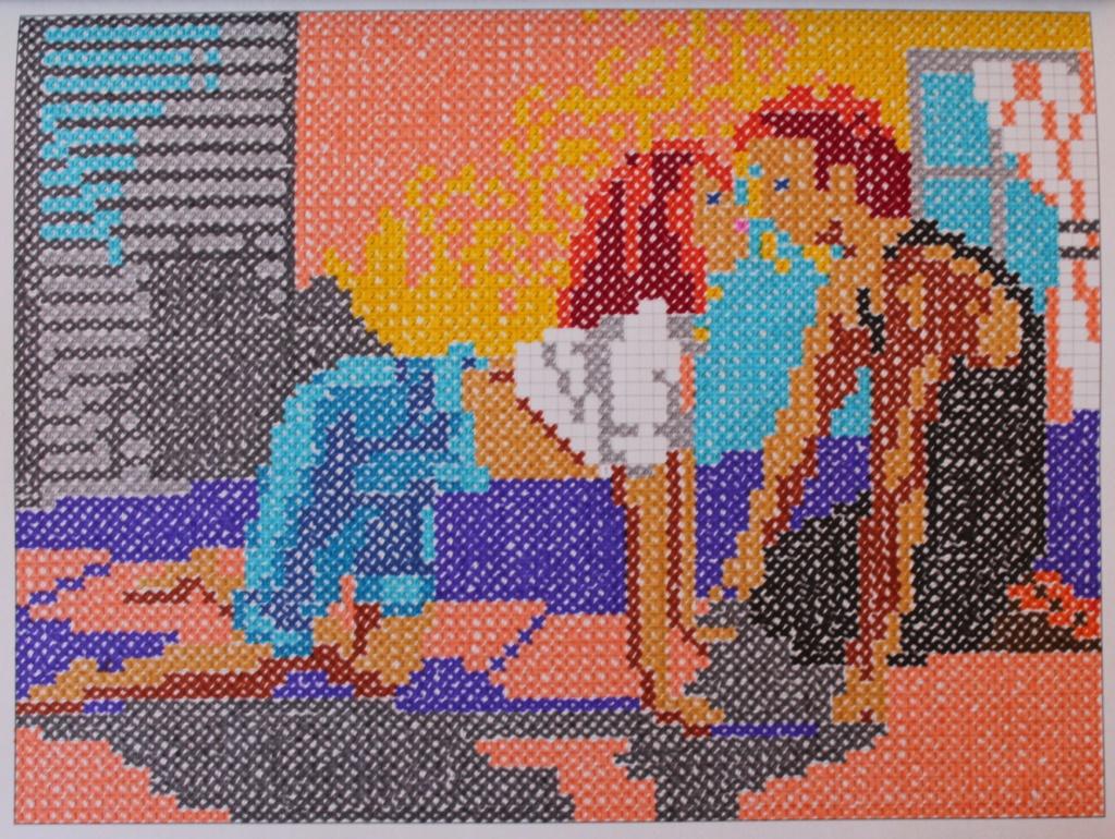 Les coloriages de la p'tite Carrie ^^ - Page 32 00921