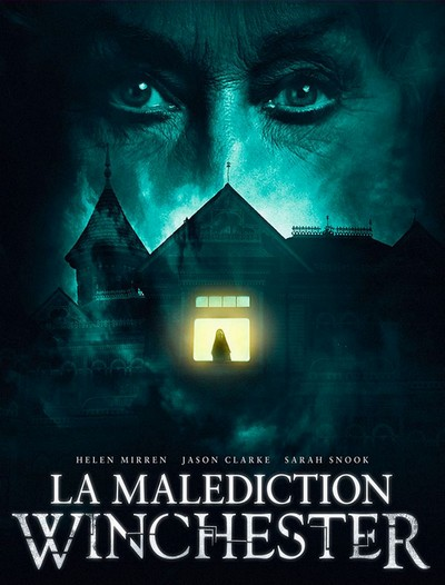 [Film] La malédiction Winchester Affich11