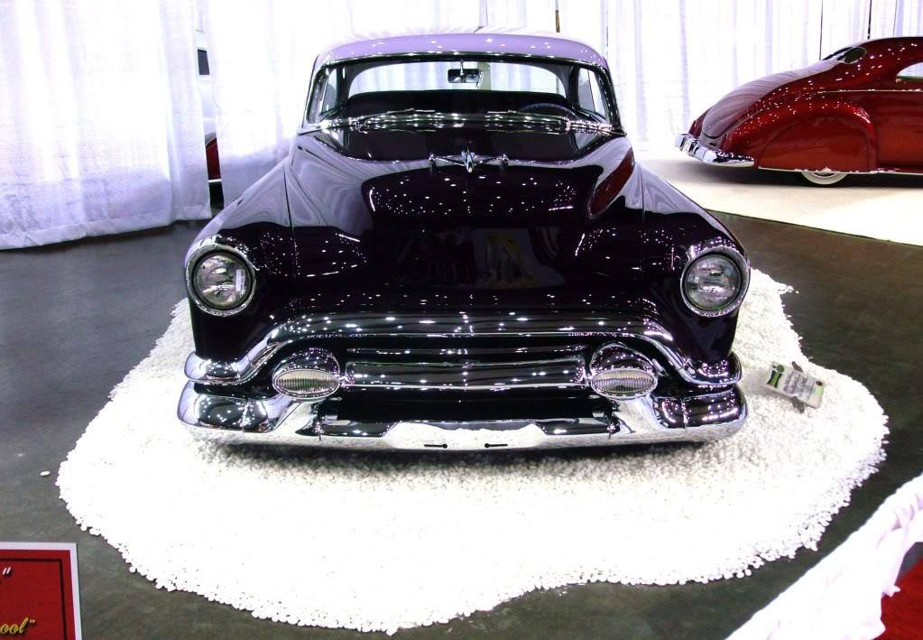 Oldsmobile 1948 - 1954 custom & mild custom - Page 4 1953_o12