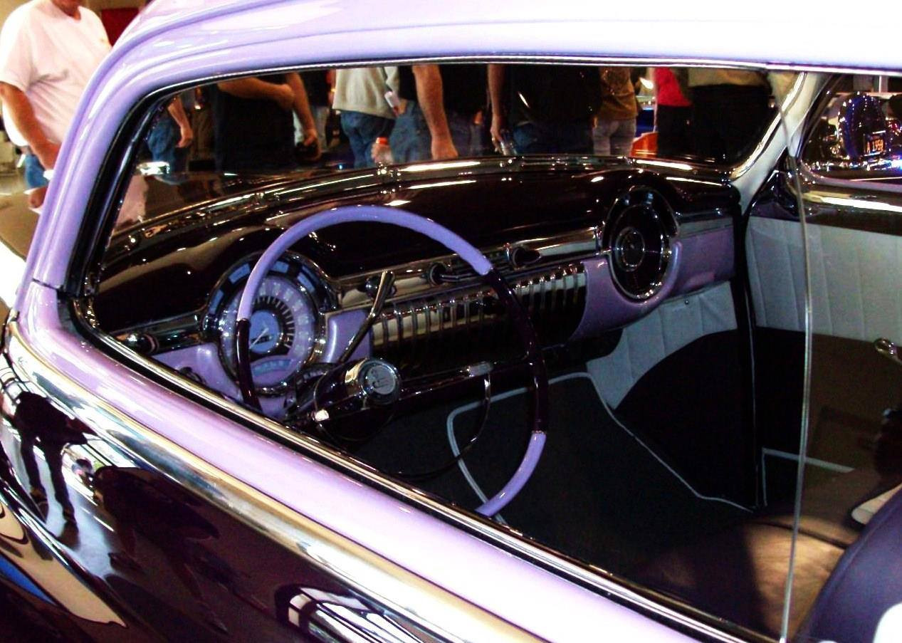 Oldsmobile 1948 - 1954 custom & mild custom - Page 4 1953_o14