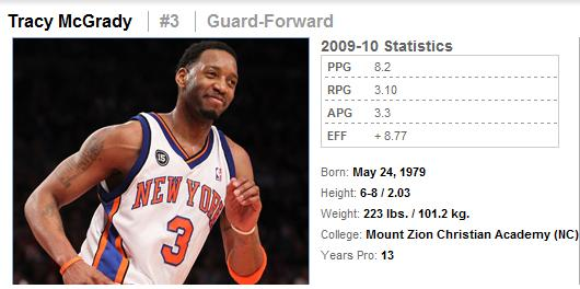 l'intersaison NBA - Page 2 Tmac10