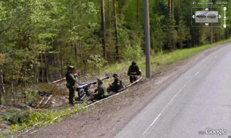 STREET VIEW : c'est la guerre en Finlande War110