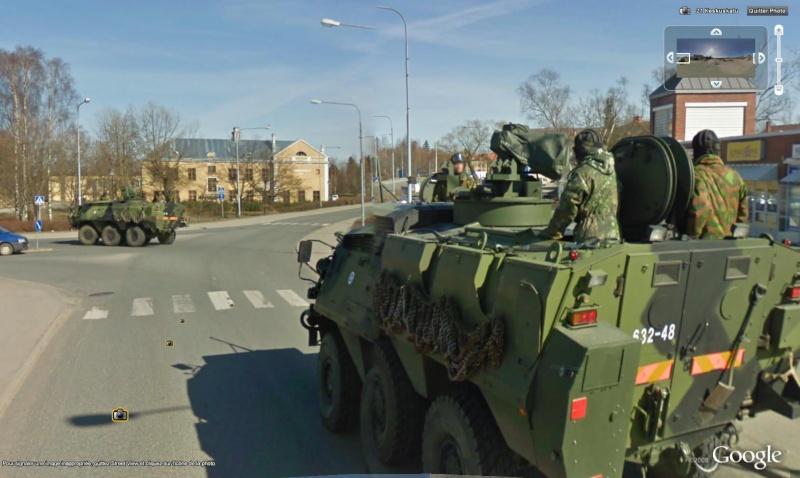 STREET VIEW : c'est la guerre en Finlande War310