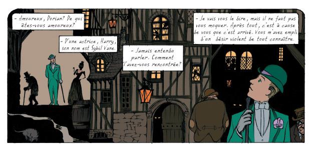 Dorian Gray en bande-dessinée !  Itw_do10