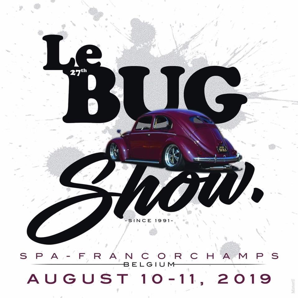 Bug Show le 10-11 aout 2019  47396710