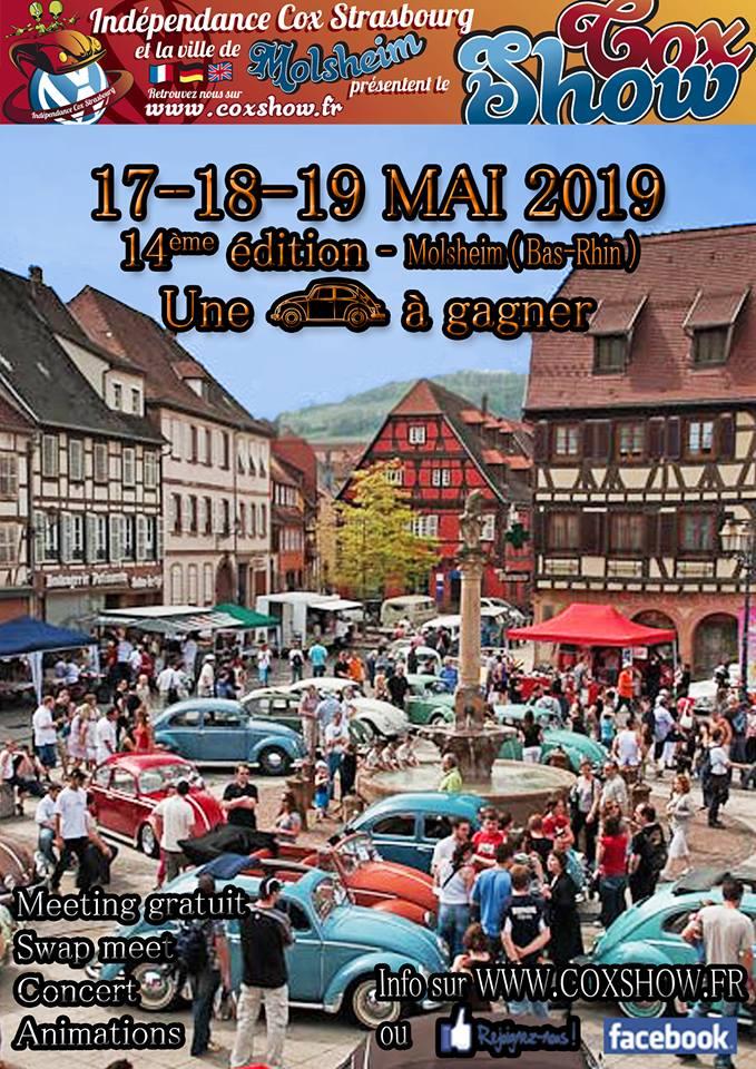 Molsheim le 17-18-19 mai 2109  51407510