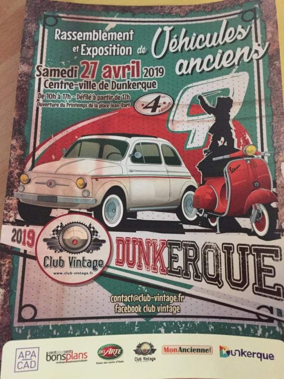 Expo rassemblement véhicules anciens le 27/04/2019 Dc652c10