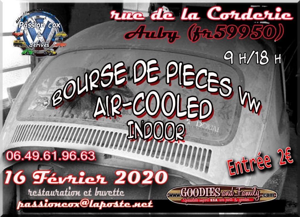 ATTENTION , pour 2020 Bourse de pièces VW air-cooled Passion cox Img_6210