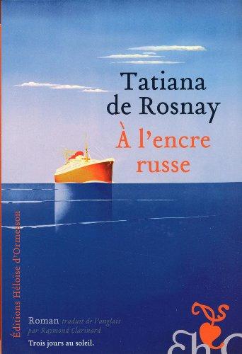 DE ROSNAY, Tatiana - Page 2 41hyoa10