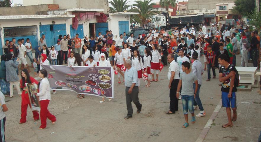 أطفال حد الغربية يحتفلون بعيدهم الثالث -المهرجان المحلي للطفولة الدورة الثالثة- 1010