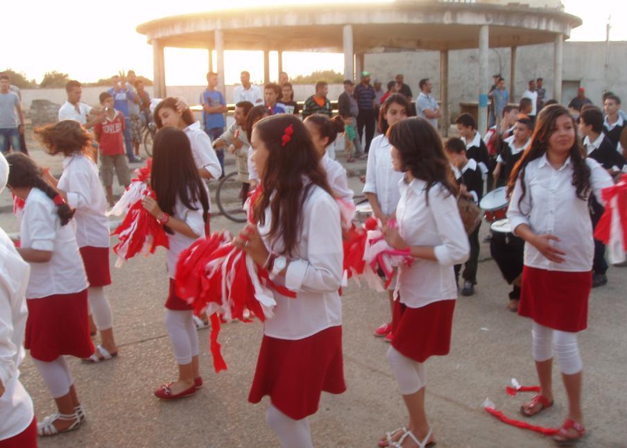 أطفال حد الغربية يحتفلون بعيدهم الثالث -المهرجان المحلي للطفولة الدورة الثالثة- 110