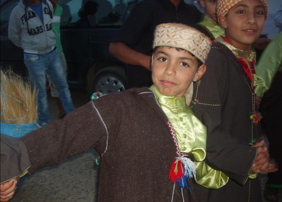 أطفال حد الغربية يحتفلون بعيدهم الثالث -المهرجان المحلي للطفولة الدورة الثالثة- 1210