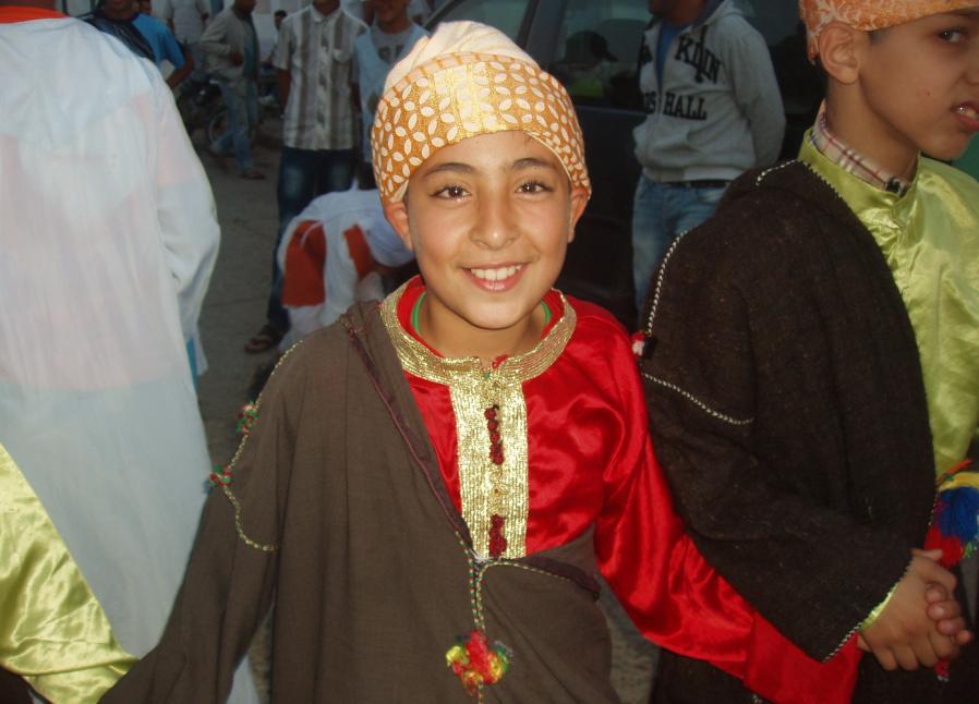 أطفال حد الغربية يحتفلون بعيدهم الثالث -المهرجان المحلي للطفولة الدورة الثالثة- 1310