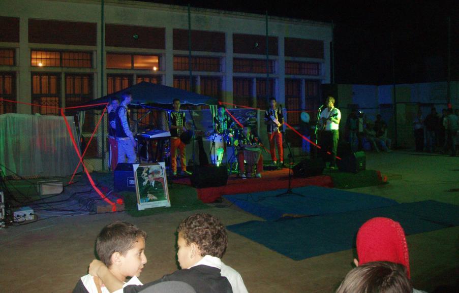 أطفال حد الغربية يحتفلون بعيدهم الثالث -المهرجان المحلي للطفولة الدورة الثالثة- 1410