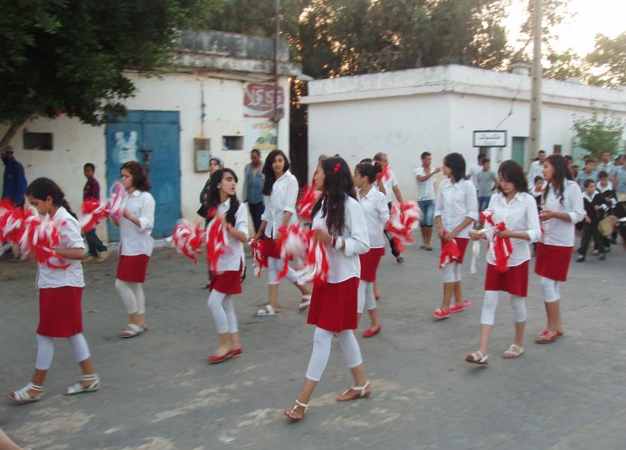 أطفال حد الغربية يحتفلون بعيدهم الثالث -المهرجان المحلي للطفولة الدورة الثالثة- 1710
