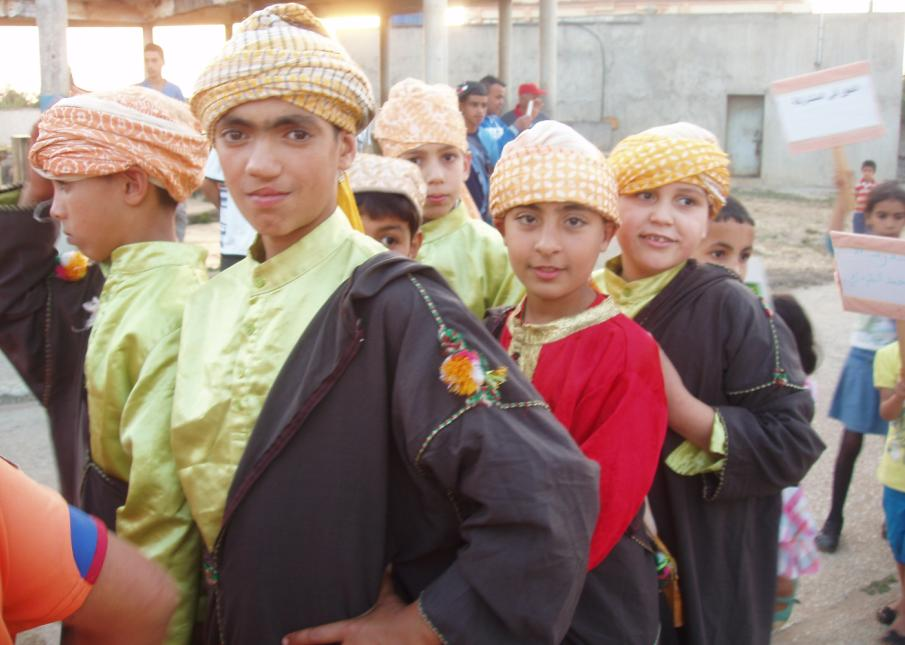 أطفال حد الغربية يحتفلون بعيدهم الثالث -المهرجان المحلي للطفولة الدورة الثالثة- 210