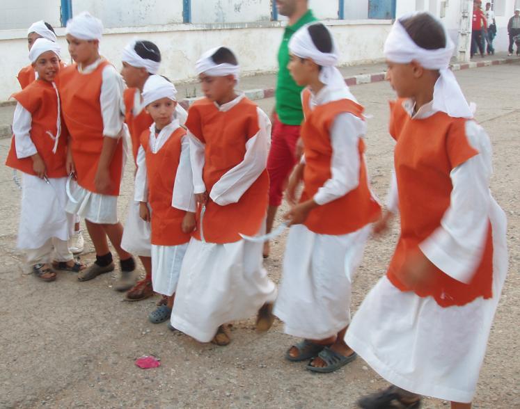 أطفال حد الغربية يحتفلون بعيدهم الثالث -المهرجان المحلي للطفولة الدورة الثالثة- 510