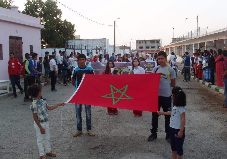 أطفال حد الغربية يحتفلون بعيدهم الثالث -المهرجان المحلي للطفولة الدورة الثالثة- 611