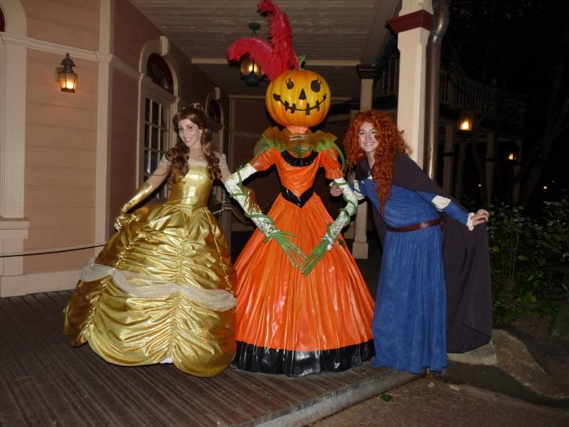 Merida et Elinor pour une soirée magique à DLP ! [Soirée Halloween 2013] 14037410