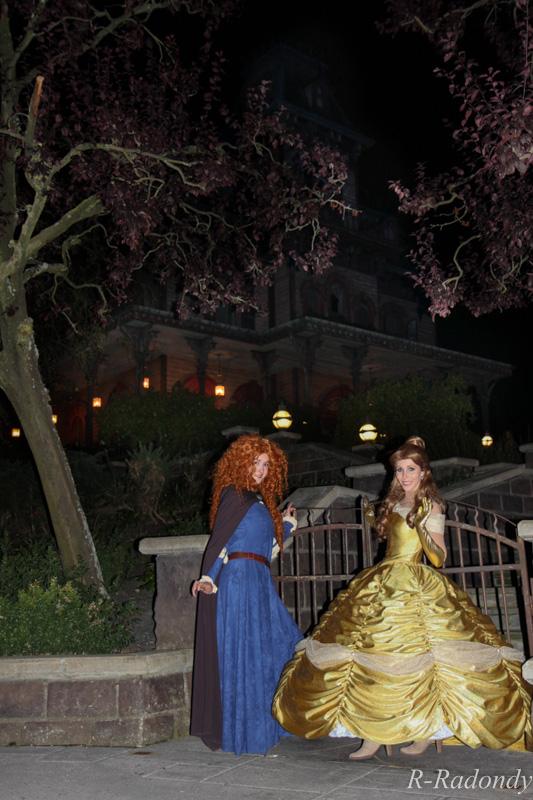Merida et Elinor pour une soirée magique à DLP ! [Soirée Halloween 2013] Allowe15