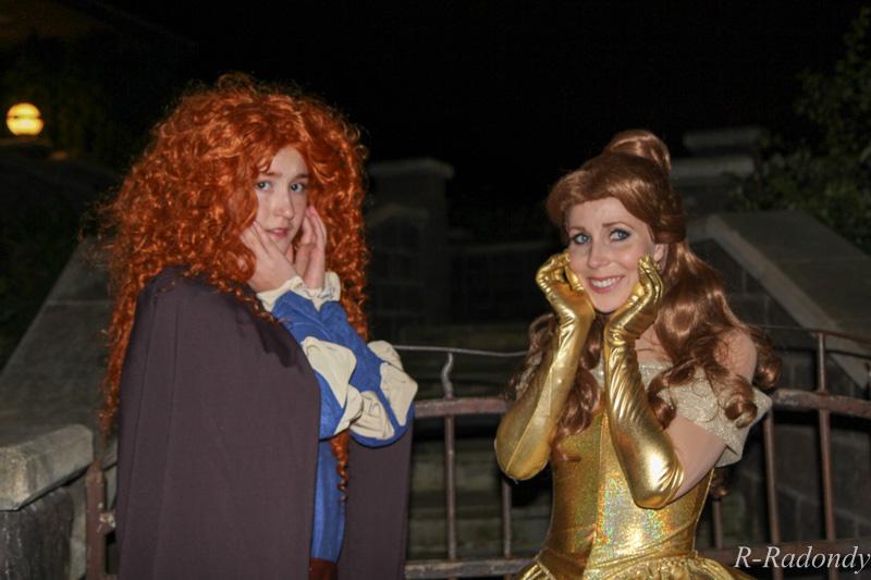 Merida et Elinor pour une soirée magique à DLP ! [Soirée Halloween 2013] Allowe16