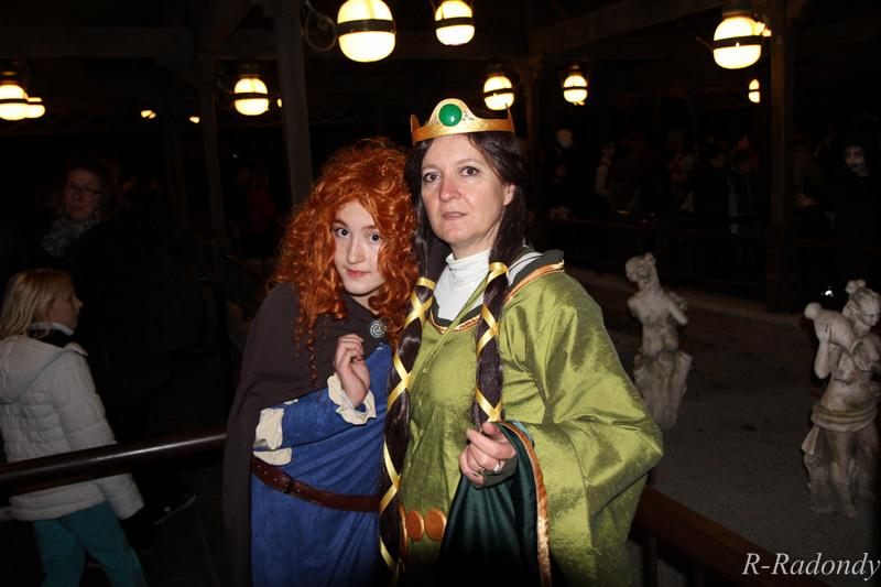 Merida et Elinor pour une soirée magique à DLP ! [Soirée Halloween 2013] Allowe17