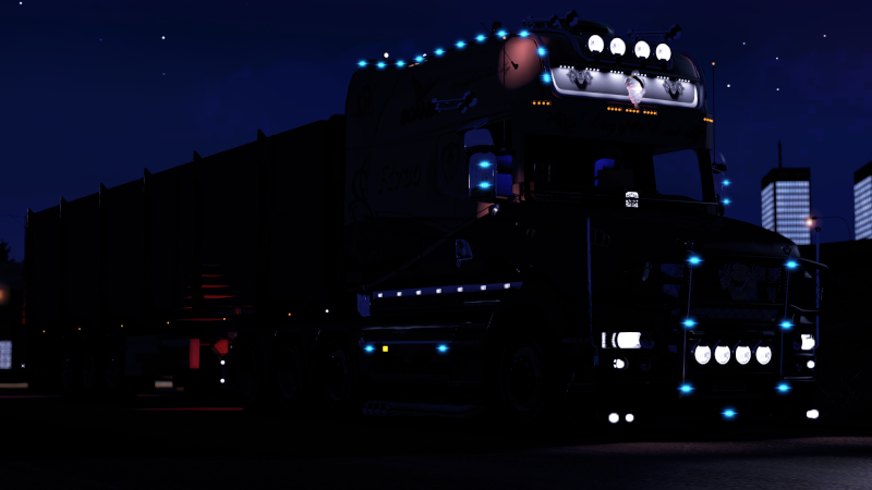 SKIN : Scania T Longline King of the Road Ets2_012