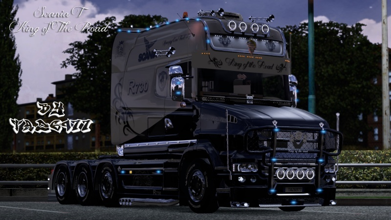 SKIN : Scania T Longline King of the Road Ets2_015