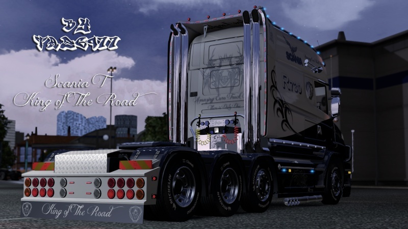 SKIN : Scania T Longline King of the Road Ets2_016