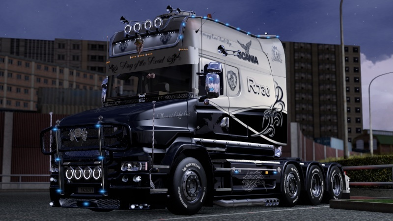 SKIN : Scania T Longline King of the Road Ets2_020