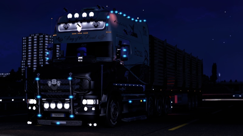SKIN : Scania T Longline King of the Road Ets2_022