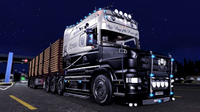 SKIN : Scania T Longline King of the Road Ets2_023