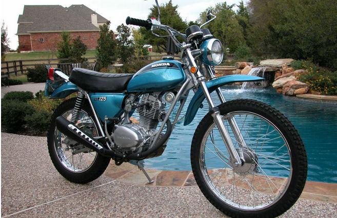 nostalgie : Honda MB80 et vous ? quelle première petite cylindrée ? 125sl10