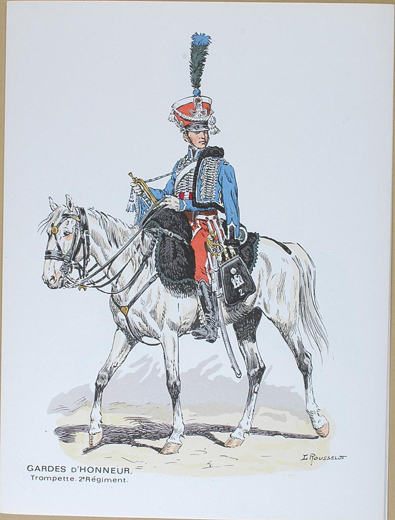 Garde d'Honneur en 180 mm Rousse10