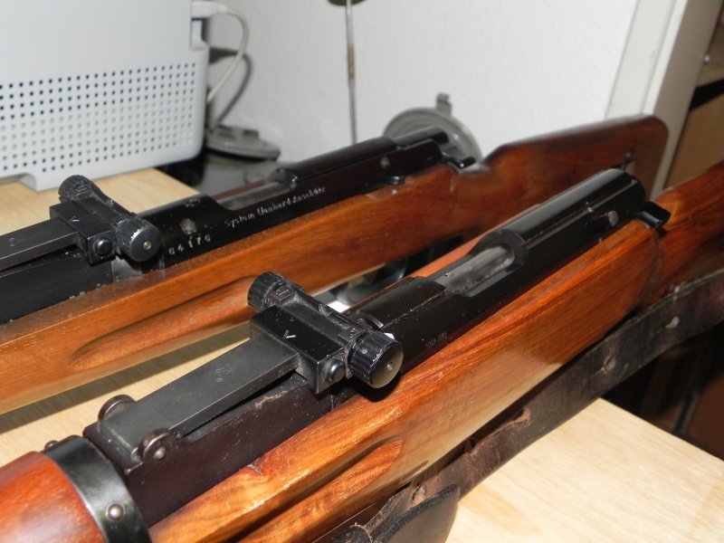 """Lienhard-Anschutz """"Ordonnanz-KK-Karabiner"""" Dscn5112"""