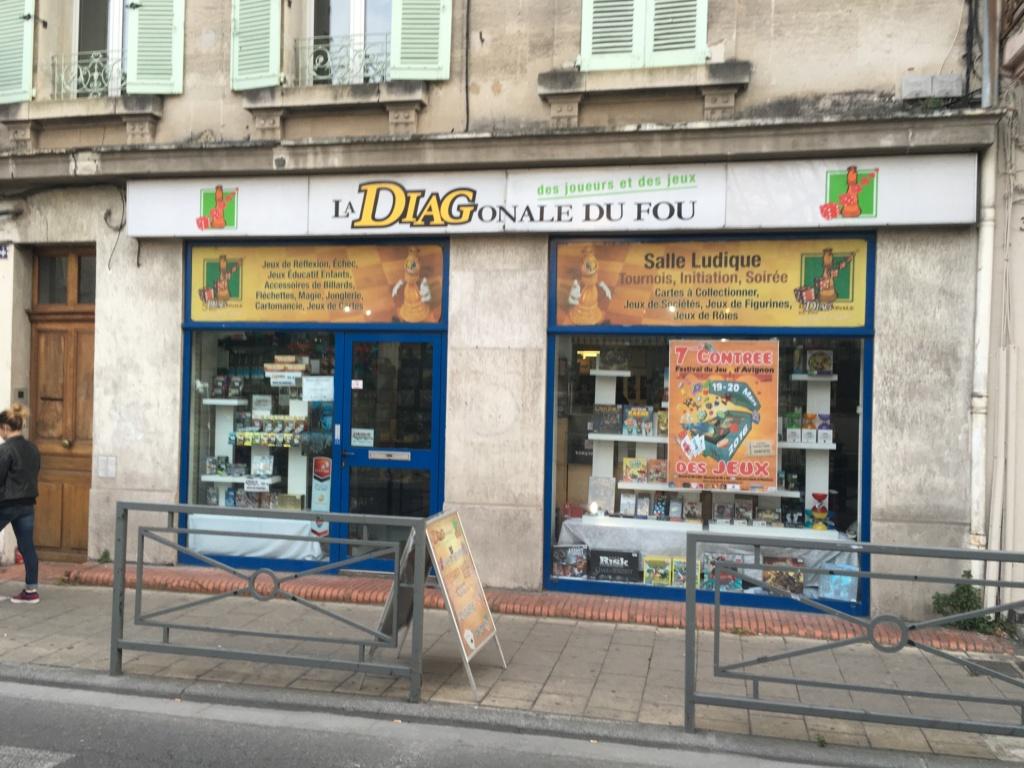 [Candidature] la Diagonale du fou Avignon 20160312